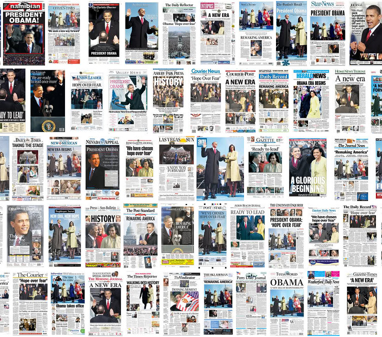 Newspaper front pages find old newspapers online flickr for Pages to buy online