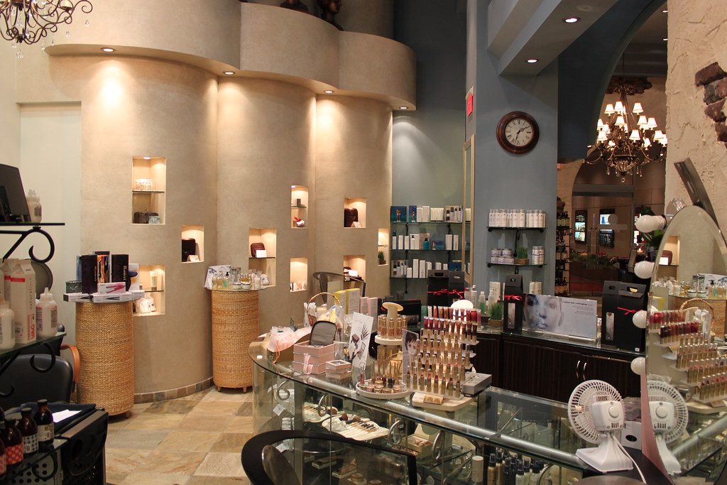 Spa utopia vancouver cosmetic counter and hair salon for A p beauty salon vancouver wa
