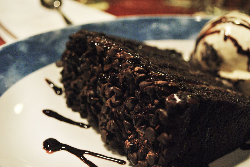 Chocolate Wave | Danny and I split this at Red Lobster for D… | Flickr
