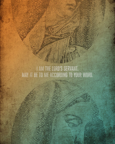 Word: Luke (The Lord's Servant) | by (Jim LePage)