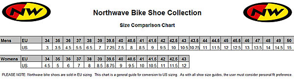 Northwave Shoe Fit