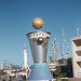 World Clock, Disneyland – 1956