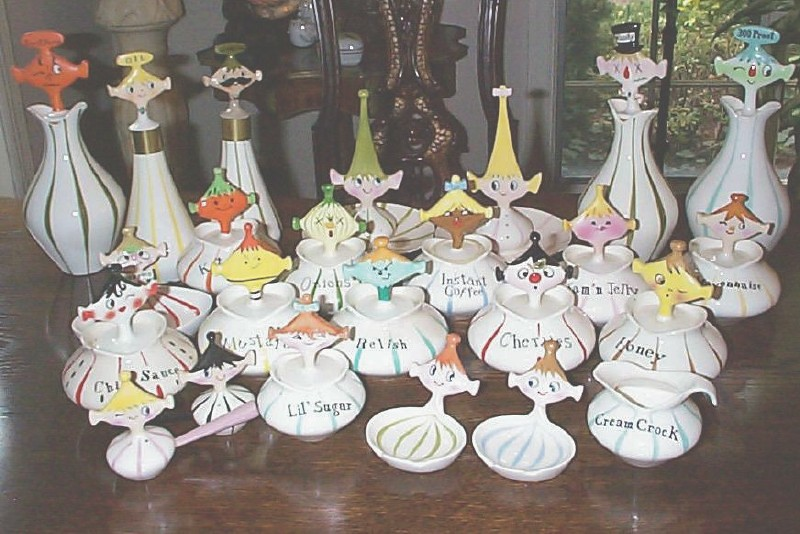 A Gathering of Holt Howard Pixieware | A Gathering of Holt ...