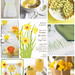 Daffodil Inspired Easter Brunch