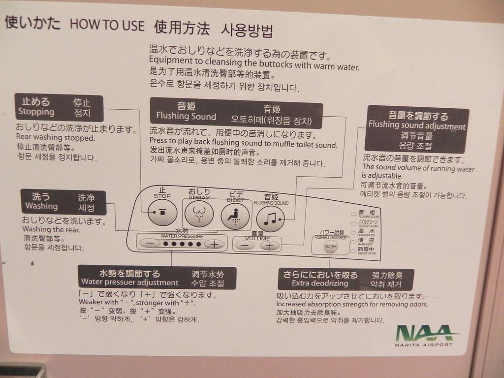 made in japan mode d 39 emploi de la toilette japonaise. Black Bedroom Furniture Sets. Home Design Ideas