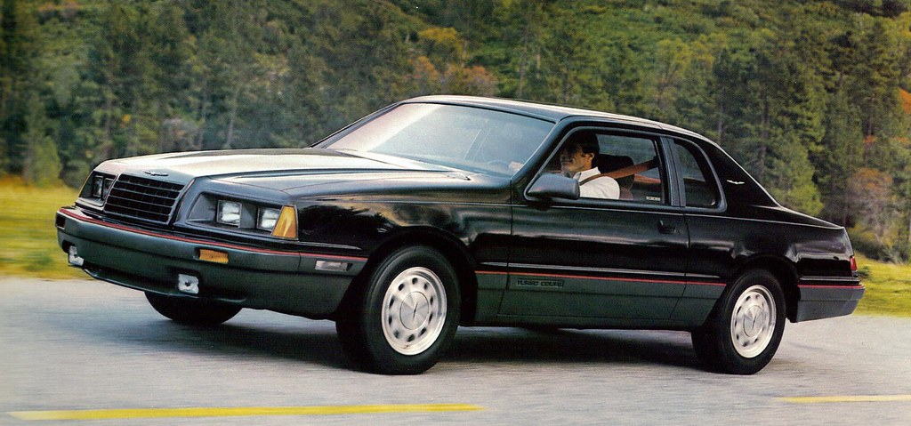 1985 Ford Thunderbird Turbo Coupe | coconv | Flickr