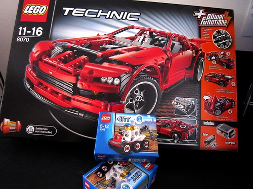 8070 lego technic supercar flickr photo sharing. Black Bedroom Furniture Sets. Home Design Ideas