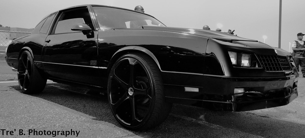 Black Monte Carlo SS | Tre'. B. | Flickr