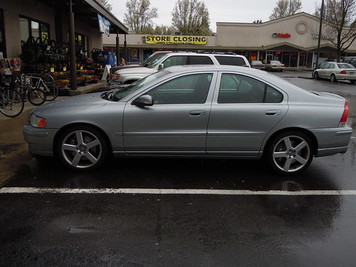 Volvo S60 R, Pegasus 18 inch rims | 4/4/11. Portland, Oregon… | Flickr - Photo Sharing!