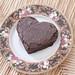 Heart-Shaped Brownie I