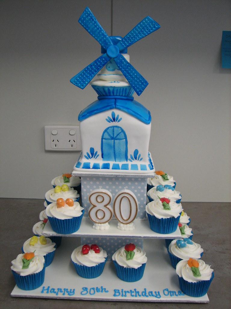 Windmill Cake Kylie Ballard Flickr