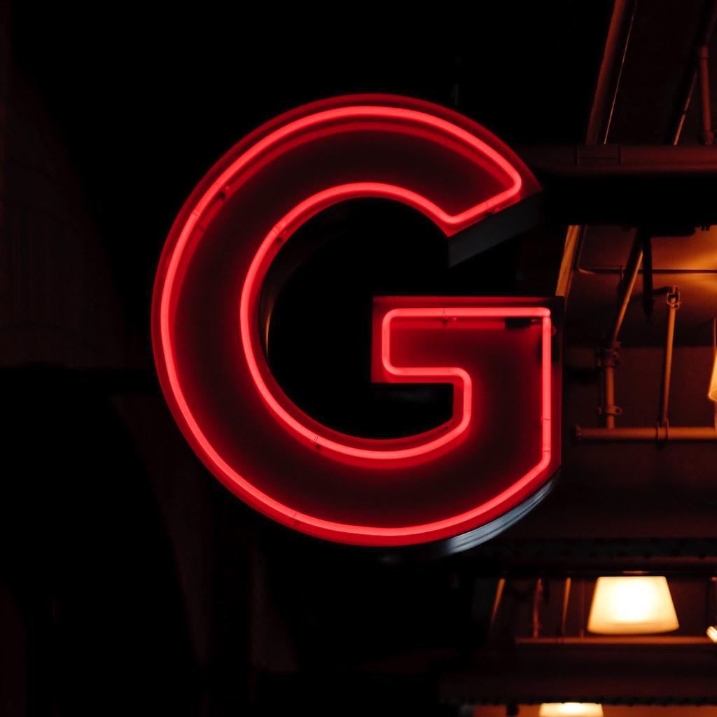 Letter R Images 3d Images G Neon | Gary H | Flic...