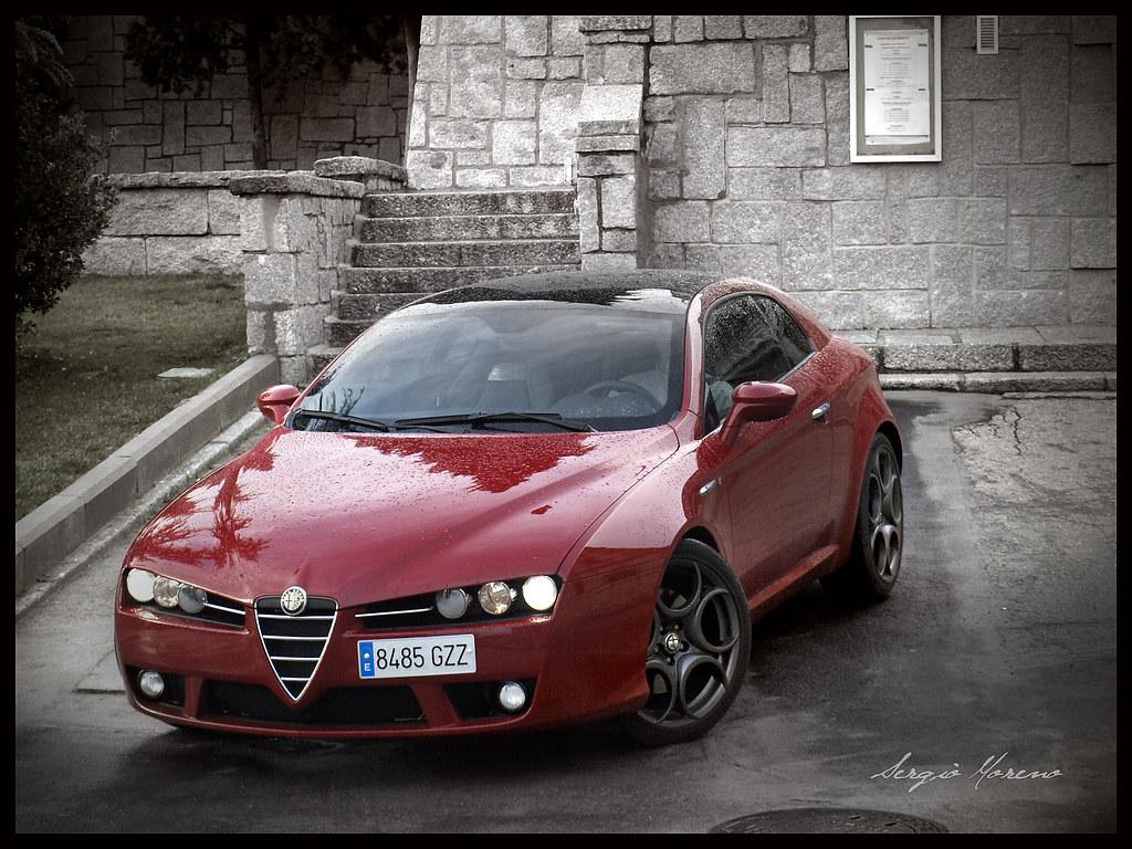 Ccaa Ab B B on Alfa Romeo Brera