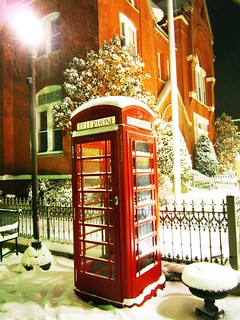 Snowy Phonebox | by Pilot MKN