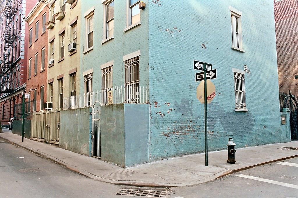 Film >> One of My Favorite Street Corners in NYC | My Film Photograp… | Flickr