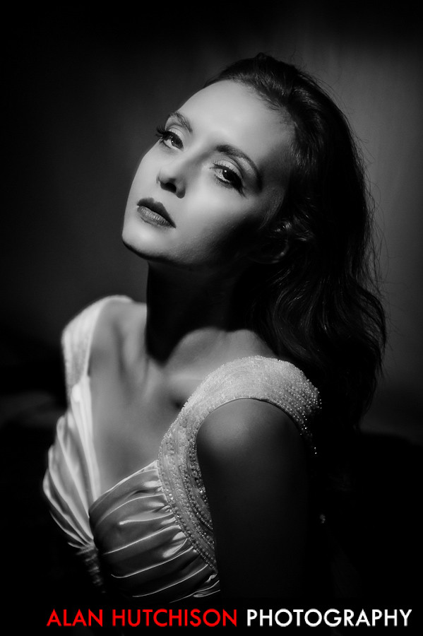 Inspired By George Hurrell At The Recent Monkeefest 2