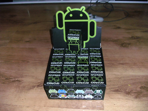 Google android mini figures collectibles androidminiatures.com full box of 16 | by androidminiatures