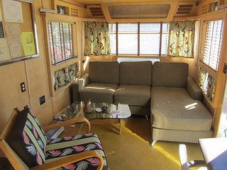 Spartan Travel Trailer Interior - 1955 | by MR38