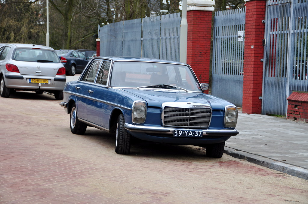 1974 Mercedes Benz 280e Automatic Michiel2005 Flickr