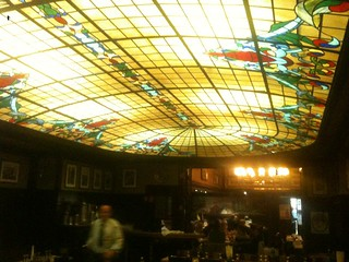 Beautiful glass roof in Peters Brauhaus, thanks to @Mcarter84 @trickyfred @ramette99 & @hmmpffff | by benjilanyado