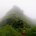 Monsoon Trek to Rajgad..19..The Slippery Road Up..