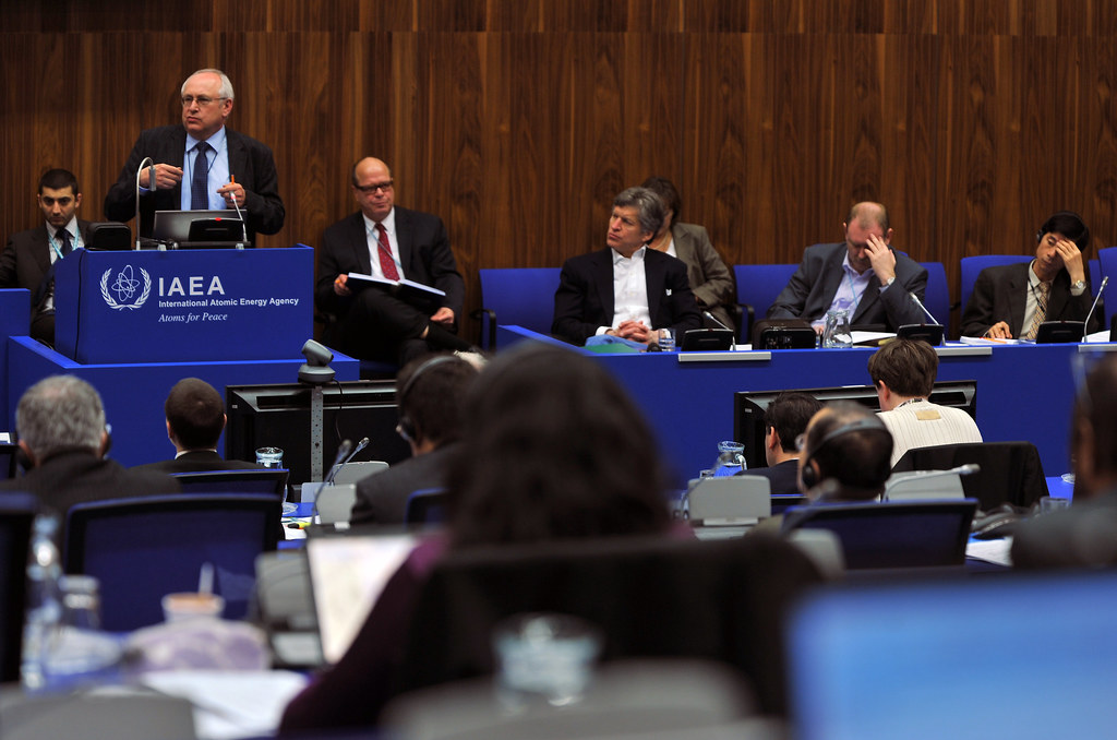 02810232 | Day 7: IAEA Briefs Member States on Latest ...