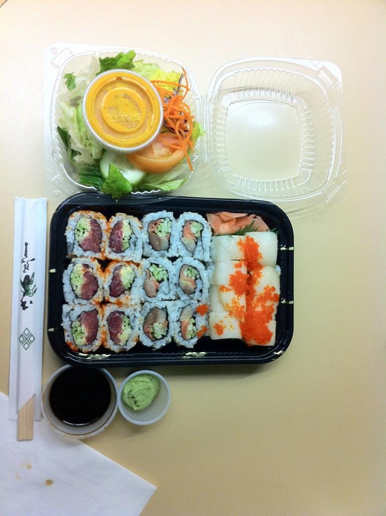 Yama Wellesley - Gluten-free Sushi | Flickr - Photo Sharing!