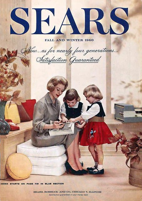 Sears 1960 Fall Winter Catalog Flickr Photo Sharing