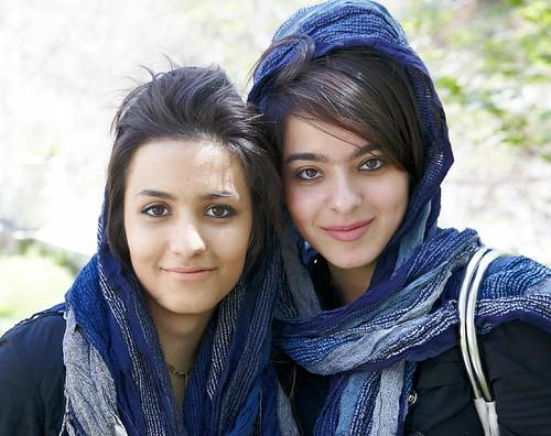 Teheran Teenage Girls  Thanks For 6000 Views  Flickr-2110