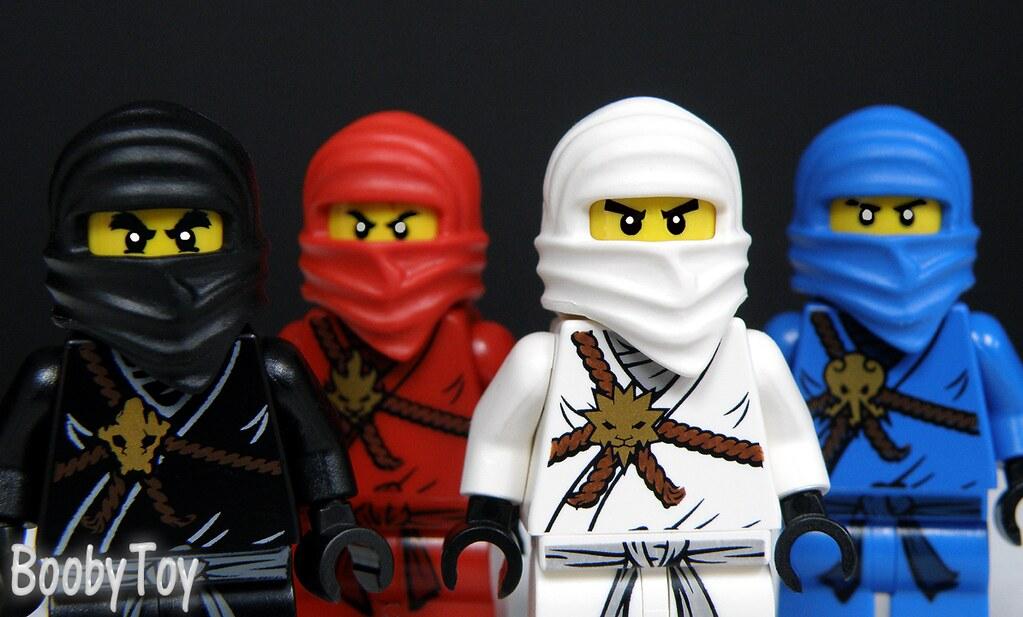 Lego ninjago 03 the team is here r saldana flickr - Lego ninjago team ...
