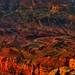 Grand Canyon Sunset Spires