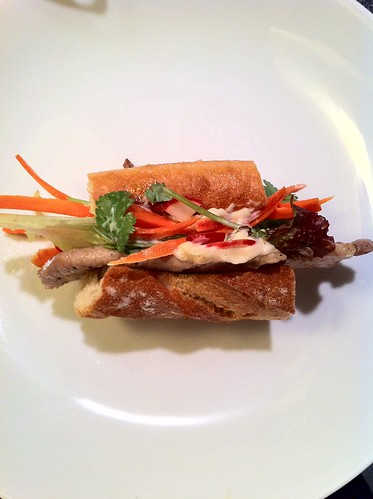 Caramelized Pork Banh Mì | by Noah Sachs