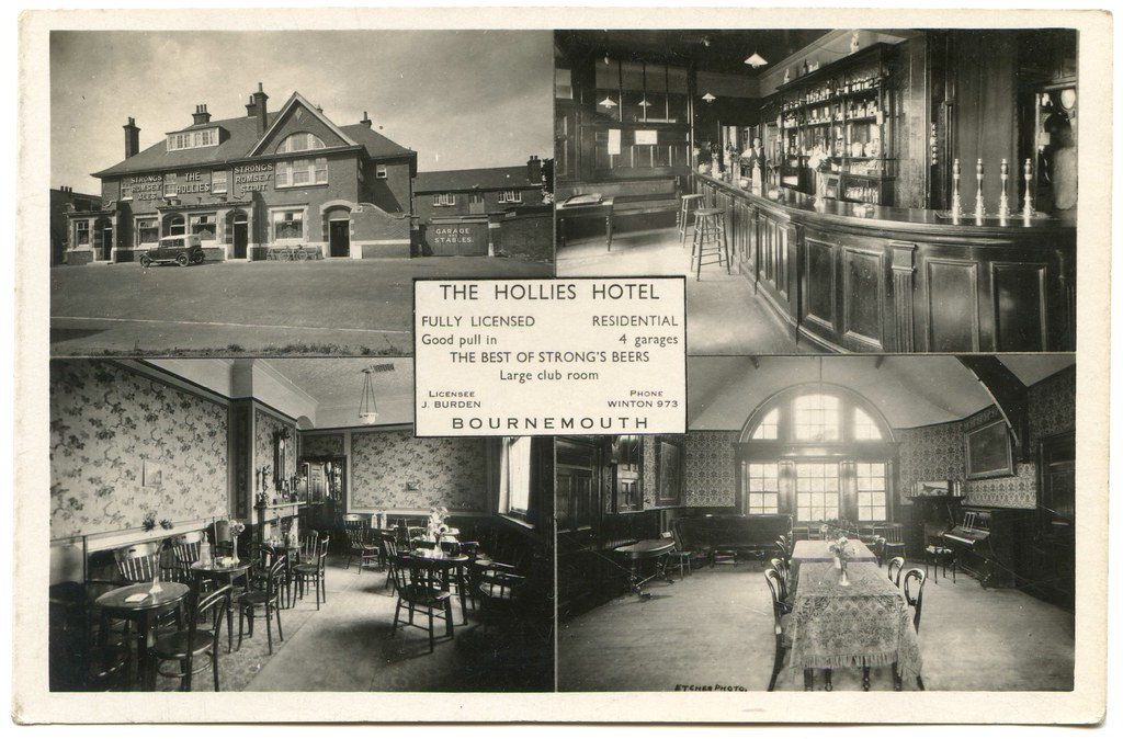 The Hollies Hotel Blackpool