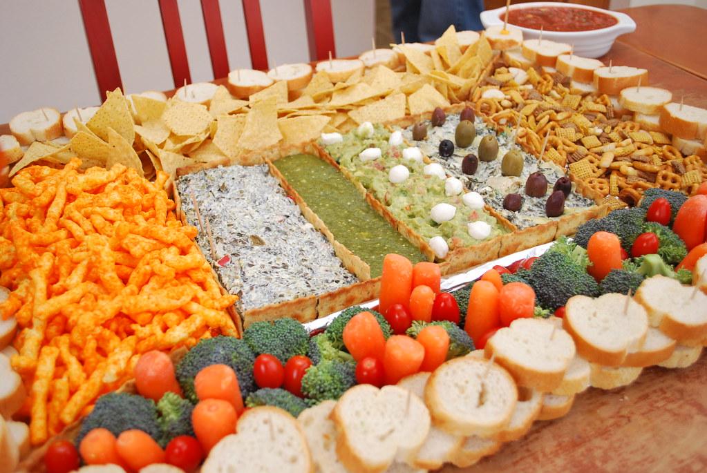 Superbowl Food Ideas Fast Food