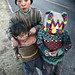 children in the plateau of Puno / Niños en la meseta de Puno (Peru)