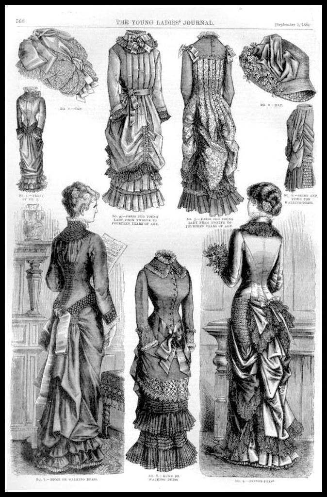 S English Fashion