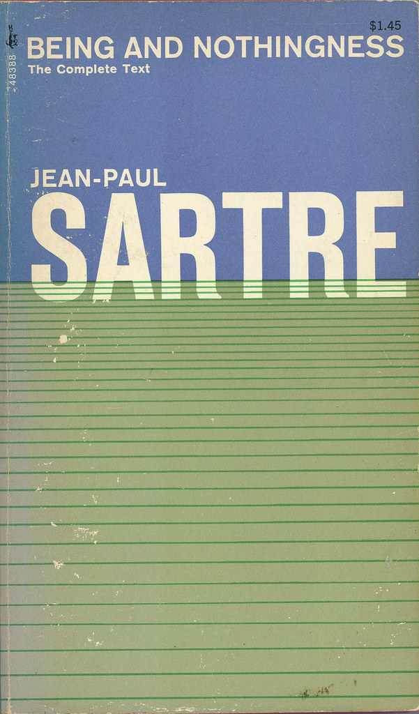essays on sartre bad faith