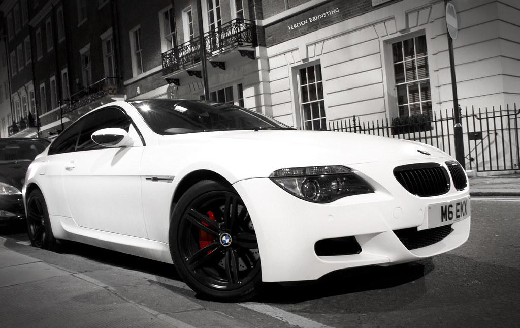 white bmw with black rims. matt white bmw m6 with black rimsu2026 flickr bmw rims