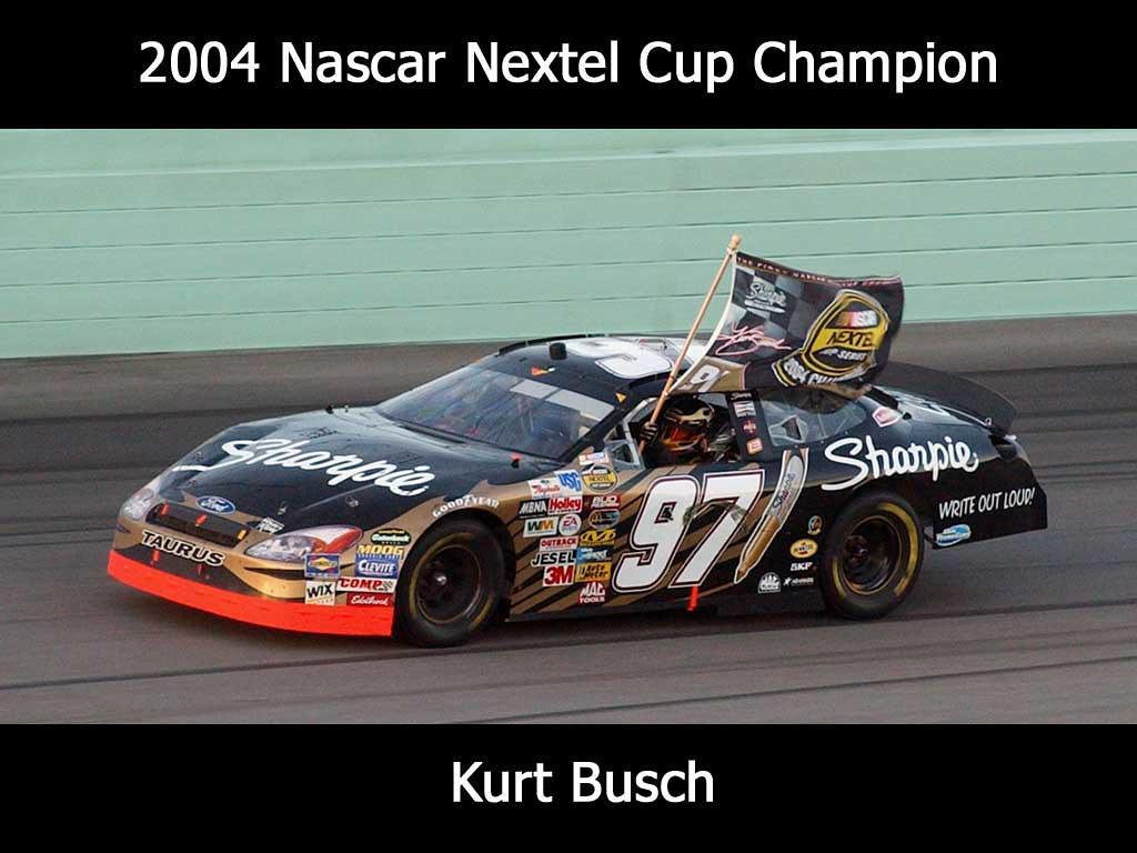 2004 nascar nextel cup schemes