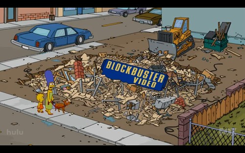 Blockbuster Video - The Simpsons - A Midsummer's Nice Dream | by GladiolaBean