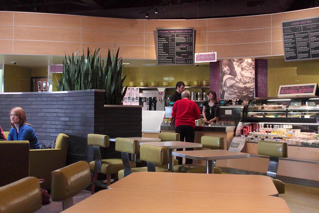 Cafe Lauren La Reserve