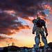 Gundam Sunset