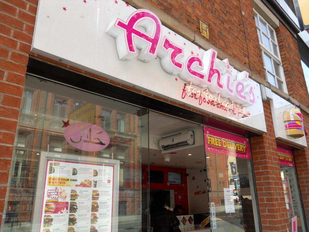 Archies Bar And Kitchen Leeds Tripadvisor