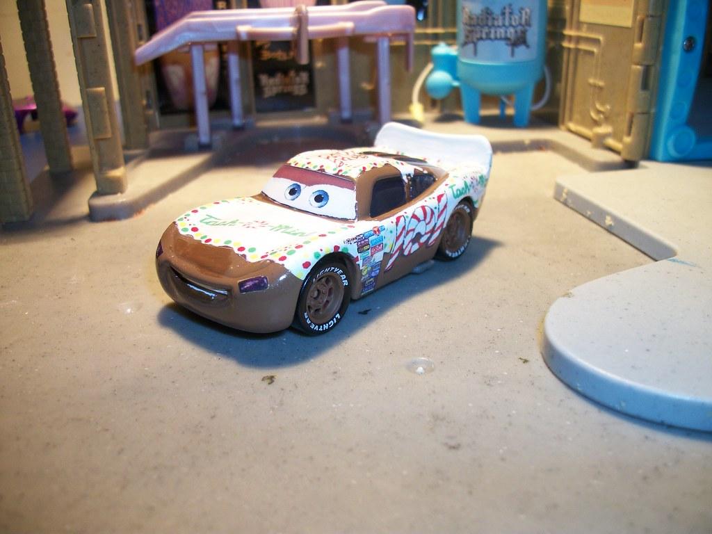 Cars  Tach O Mint