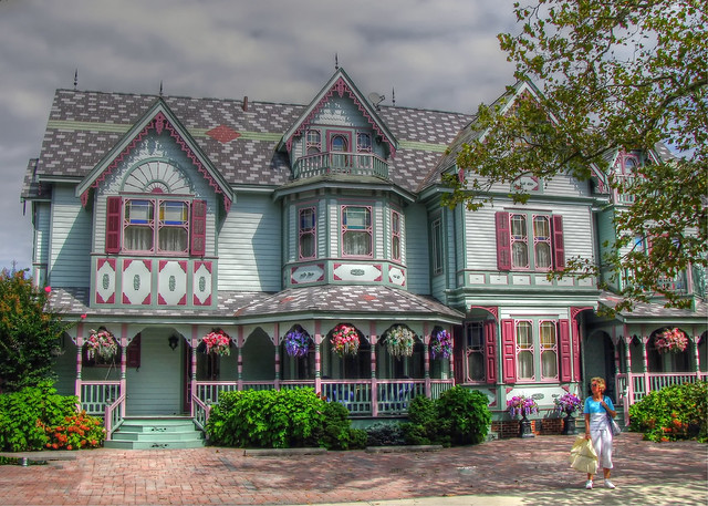 Victorian House In Cape May Nj Flickr Photo Sharing