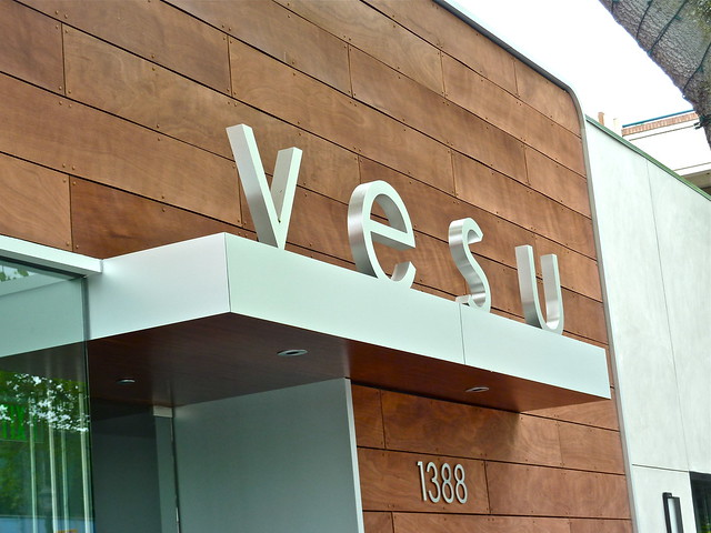 Vesu Restaurant Walnut Creek California Flickr