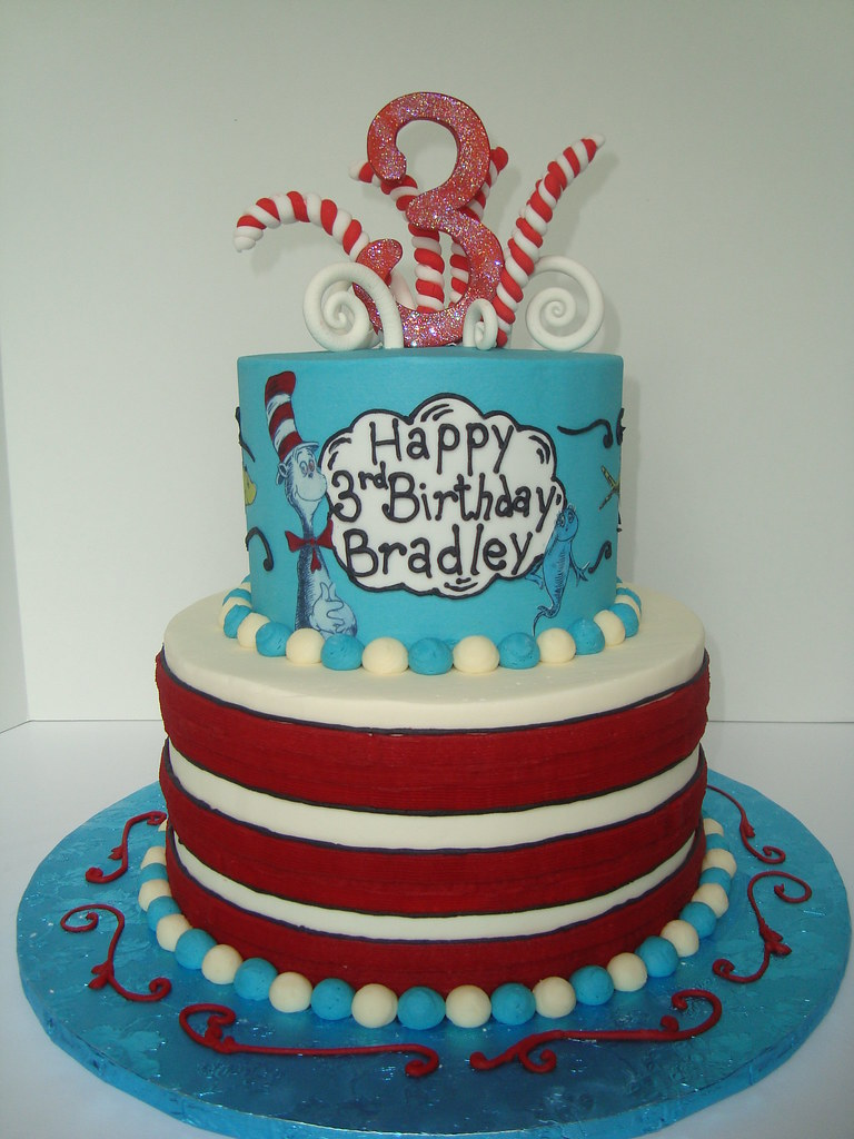 Dr Seuss Hat Cake Pan