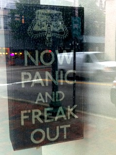 Now Panic and Freak Out | by ilovememphis