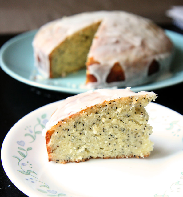 Lemon & Poppy Seed Cake | Flickr - Photo Sharing!