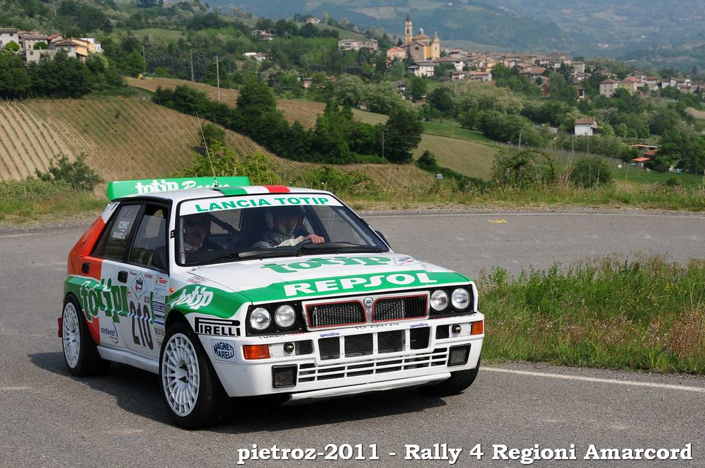 New Rally Cars